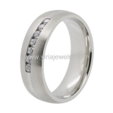 titainium rings high quality factory price wholesale wedding bands jewelry rings